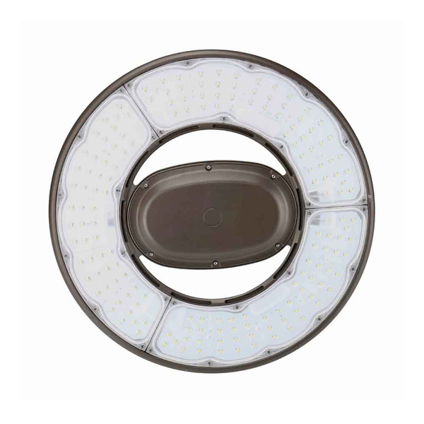 GLT HBUL-250W-HV-50K-D10 LED High bay Side View 1