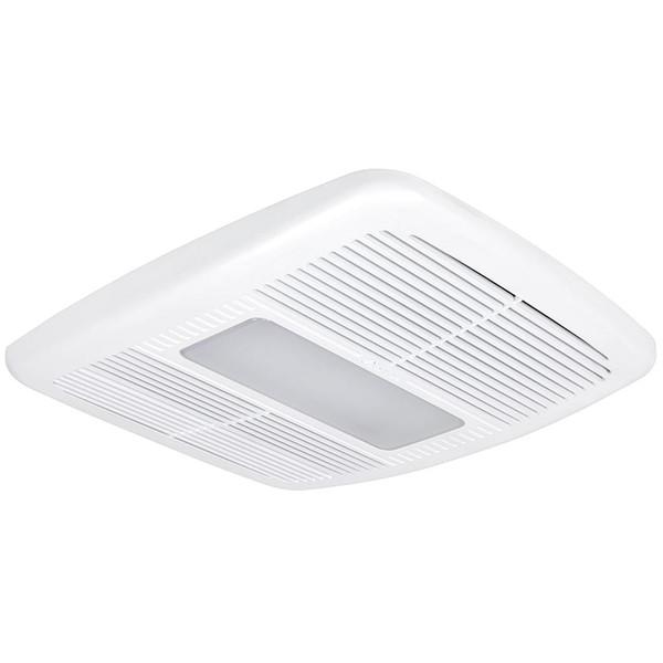 Delta Rad80led 80 Cfm Bathroom Fan With Heater Bees Lighting