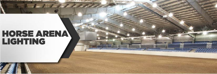 Horse Arena Lighting